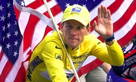 lance armstrong hero There is no american sports celebrity is as controversial as lance armstrong armstrong enjoyed years of glory from adoring american public during his cycling career.