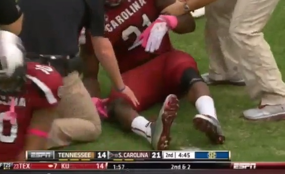 marcus lattimore leg break