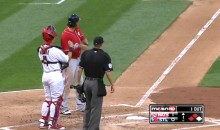 Nats' Michael Morse Takes Part In The Strangest Home Run Trot In Baseball History (Video)