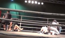 Accidental Headbutt Results in Rare Double Knockout at Polish MMA Event (Video)