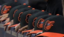 The Superstitious Baltimore Orioles Were Trying Anything To Spark A Rally Last Night (Video)