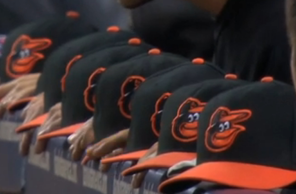 orioles rally hats