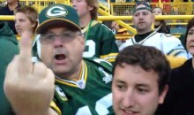 This Video Of A Furious Packers Fan Is An All-Time Classic (Video)