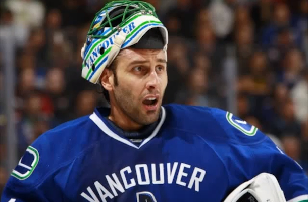 Fake Roberto Luongo Has An Italian Accent And Is A Real Cinephile