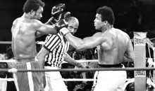 This Day In Sports History (October 30th) — Rumble In The Jungle