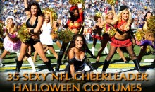35 Sexy NFL Cheerleader Halloween Costumes
