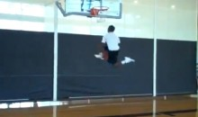 Watch 5'5″ Porter Maberry Perform An Incredible Eastbay Dunk (Video)