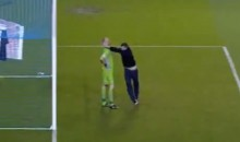 Leeds United Fan That Attacked Sheffield Wednesday Keeper Chris Kirkland Gets 4 Months In Jail (Video)