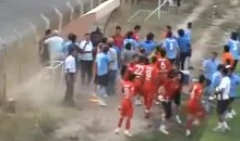 Role Reversal: Soccer Referee Attacks Player In Turkey (Video)