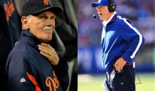 This Fake Telephone Conversation Between Tom Couglin and Jim Leyland Is Hilarious (Audio)