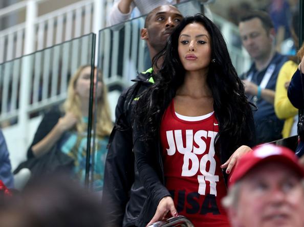 10 Vanessa Bryant (Kobe Bryant) - NBA WAGs 2012-13