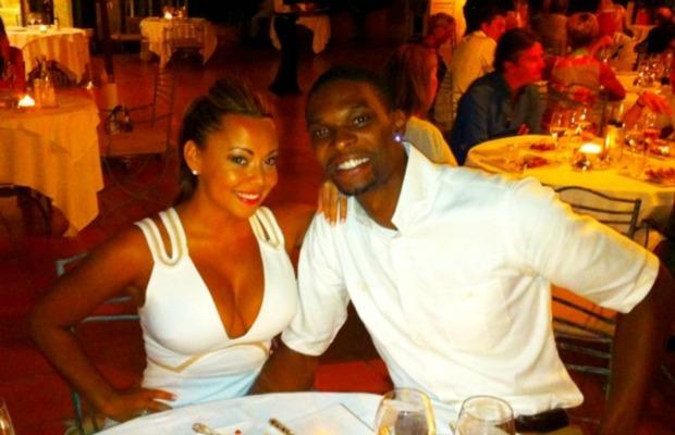 11 Adrienne Bosh (Chris Bosh) - NBA WAGs 2012-13