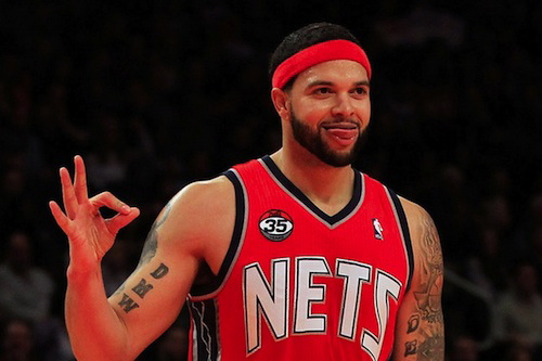 12 Deron Williams - highest paid nba players