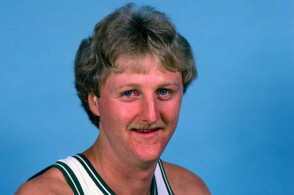 12 larry bird - greatest best sports mustaches