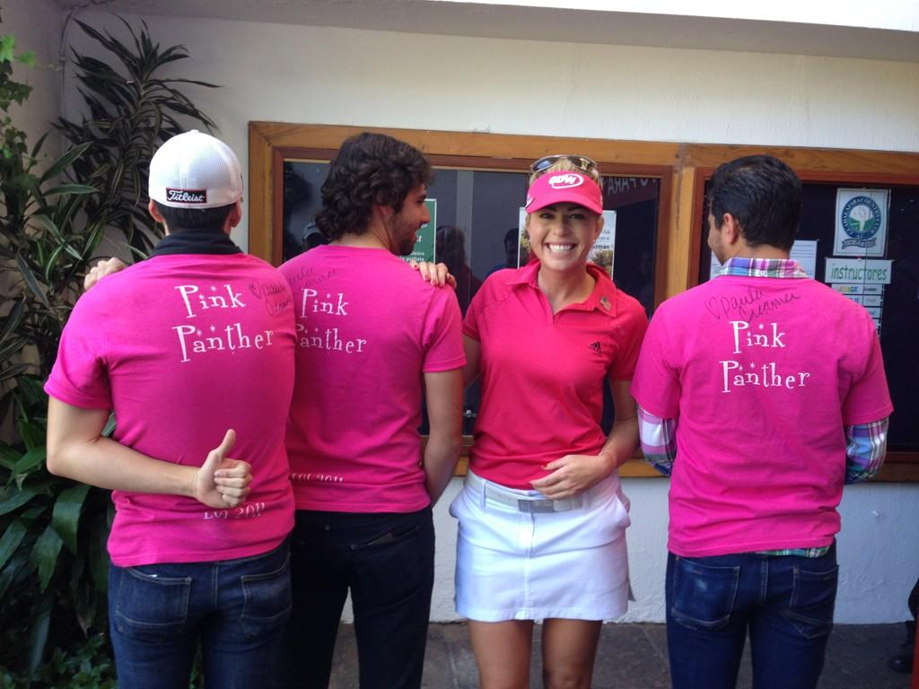12 paula creamer - female athletes you should follow on twitter