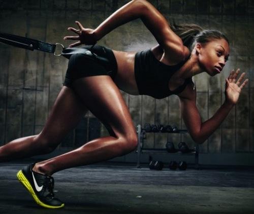 14 allyson felix - female athletes you should follow on twitter