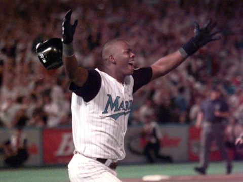 14 edgar renteria marlins fire sale