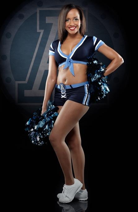 17 Toronto Argonauts Cheerleader (Gian) - Hottest CFL Cheerleaders