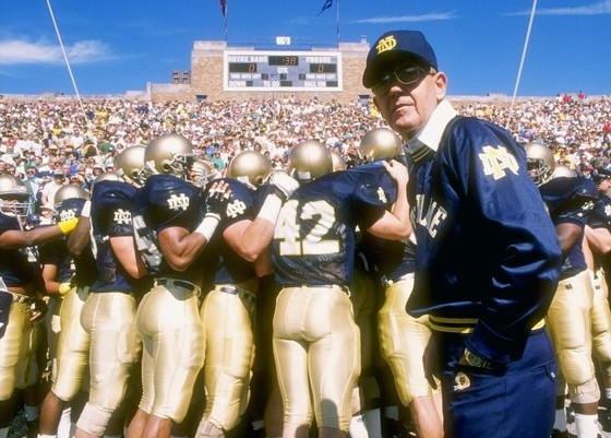 18 notre dame 1988 national championship - college football championship droughts