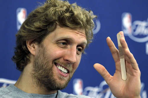 2 dirk nowitzki - highest paid nba players