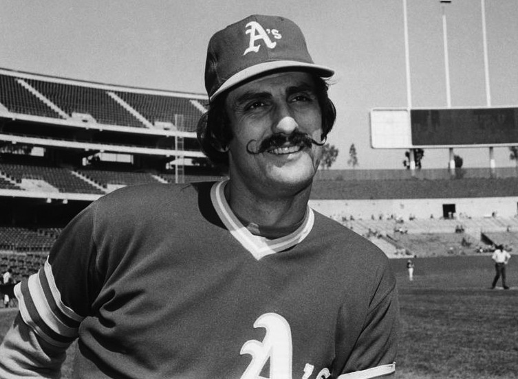 2 rollie fingers - greatest best sports mustaches