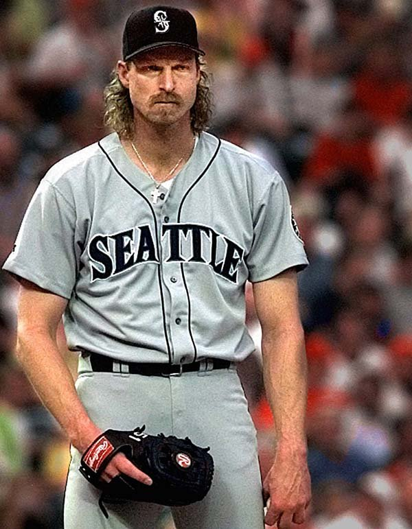 22 randy johnson - greatest best sports mustaches