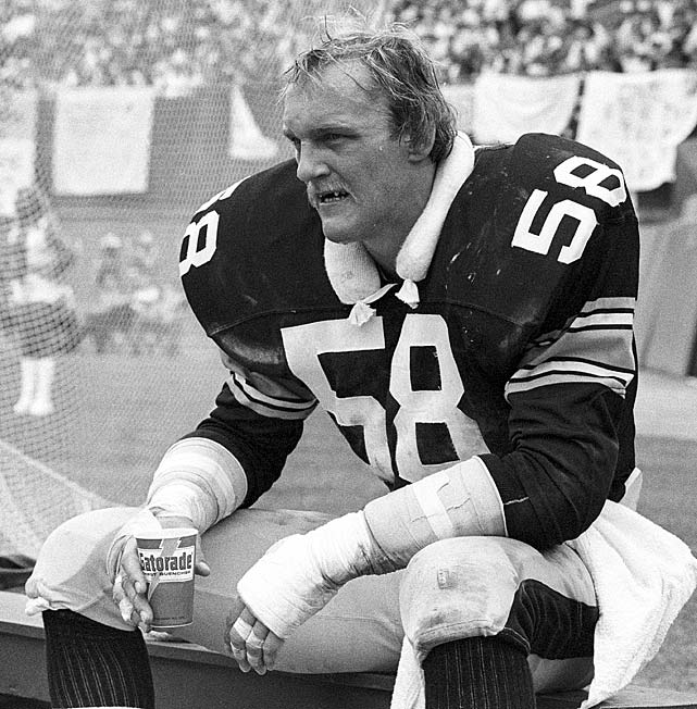 25 jack lambert - greatest best sports mustaches