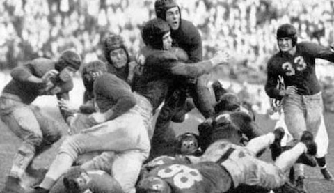 3 1938 rose bowl alabama california - college football national championship droughts