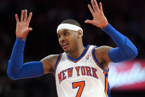 3 carmelo anthony - highest paid nba players