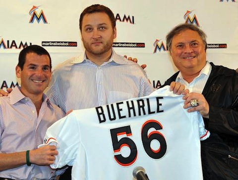 3 mark buehrle marlins fire sale