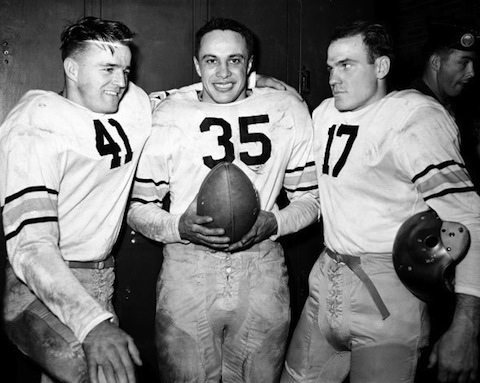 5 army football 1946 - college football national championship droughts