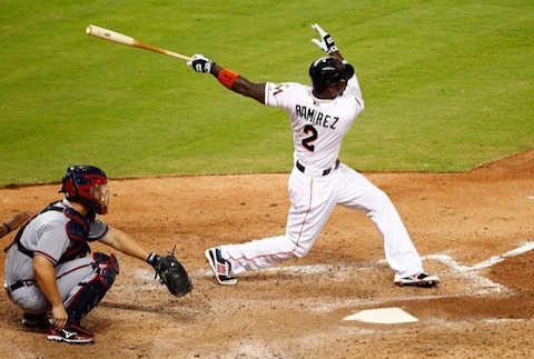 5 hanely ramirez marlins fire sale