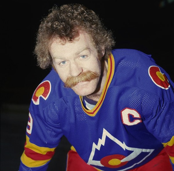 Best Sports Photos Of 2012: 25 Iconic Sports Mustaches