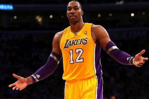 6 dwight howard - highest paid nba players