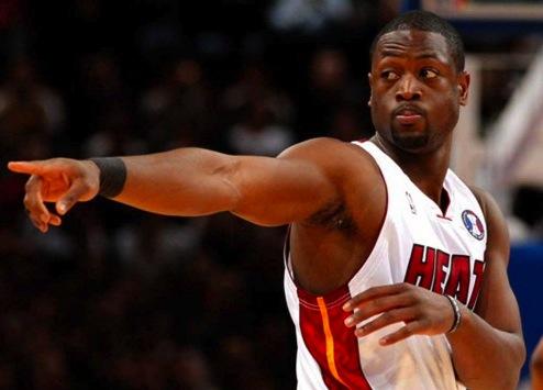 7 Dwyane Wade - best selling NBA jerseys