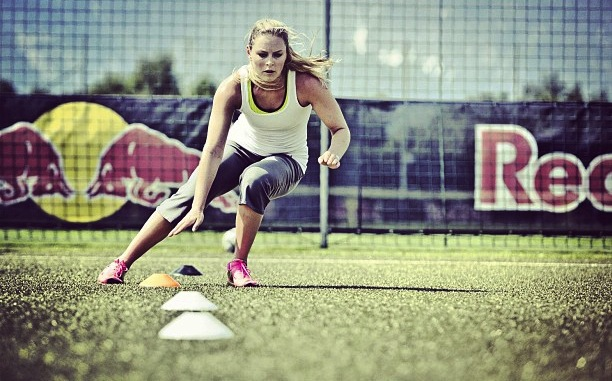 7 lindsey vonn - female athletes you should follow on twitter