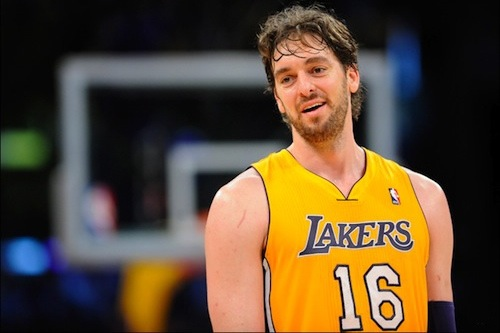 7 pau gasol - highest paid nba players