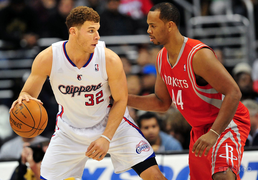 8 Blake Griffin - best selling NBA jerseys