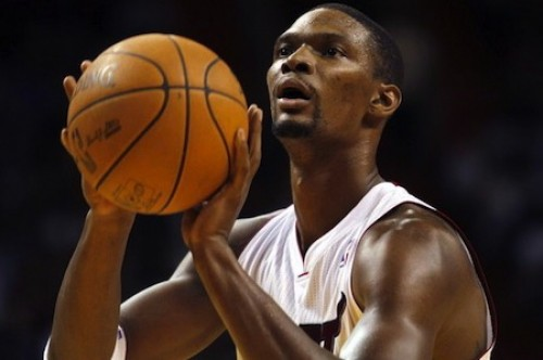9 chris bosh - highest paid nba players