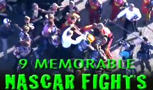 9 Memorable NASCAR Fights