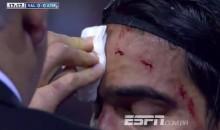 Valencia's Roberto Soldado Scores Wonder Goal, Stomps Falcao's Face Vs. Atletico Madrid (Videos)