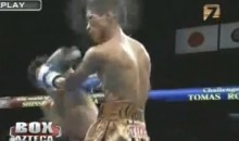 This KO from the WBC Bantamweight Title Fight Over the Weekend Is Pretty Awesome (Video)