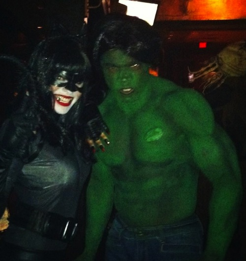 adrian peterson hulk halloween costume 2012