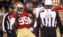 Stat Line Of The Night — 11/19/12 — Aldon Smith