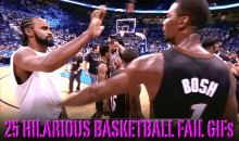 25 Hilarious Basketball Fail GIFs