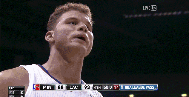 blake griffin potty mouth