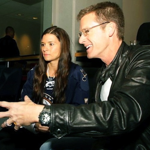 danica patrick and husband paul hospenthal - sports divorces