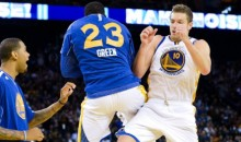 Stat Line of the Night — 11/29/2012 — David Lee