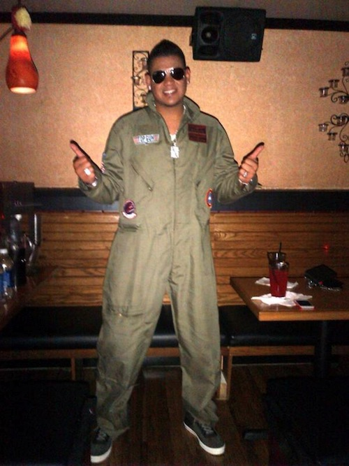 ... Top Gun ... & Halloween costumes for adults: How to dress up for Halloween in your 30s