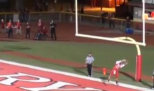 Texas HS Football Player Returns Missed Field-Goal 109.9 Yards For The Touchdown (Video)